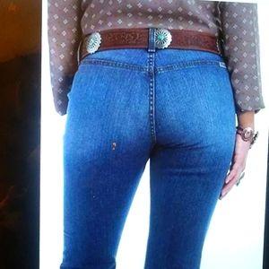 💜🥰Cute VNTG Juicy Couture Jeans flair leg